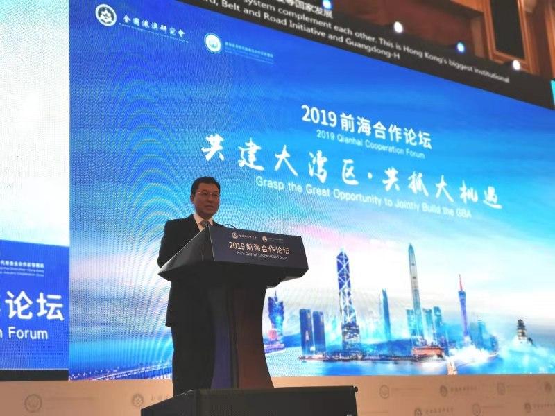 外交部駐港公署特派員謝鋒:中國是大變局中引領國際關系的一股暖流