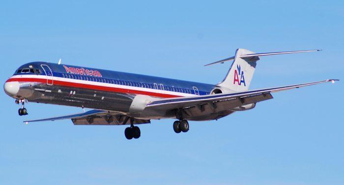 美国航空MD-80将迎来谢幕飞行 一代经典或成绝唱