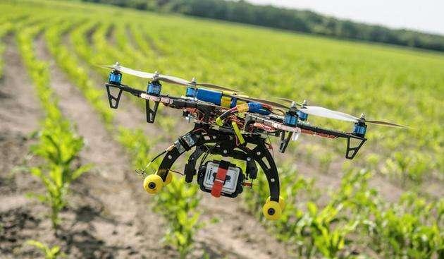 """高质量农业技术之变——种地用上了""""云""""科技"""