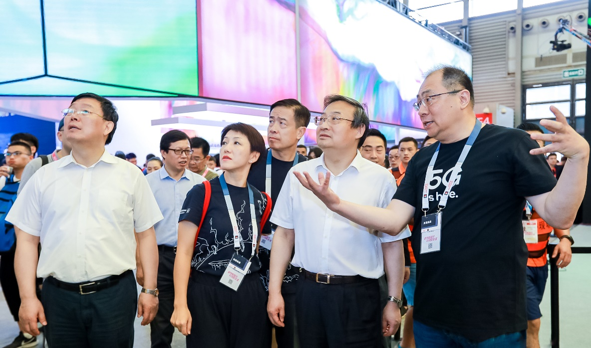 高通中国与产业链合作伙伴亮相2019ChinaJoy