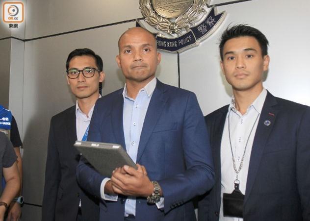 涉嫌網上煽動犯罪、泄露警員個人信息,港警拘捕三名嫌疑犯