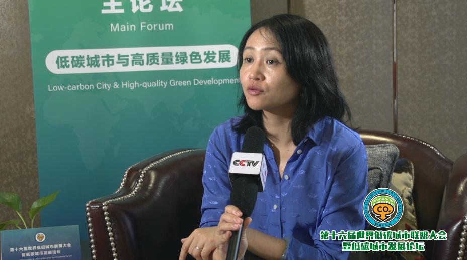 北大未来技术产业研究院赵柯禹:惠民+开放包容是发展低碳城市的两个关键点