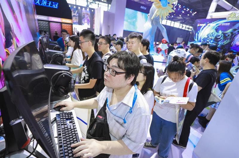 yabo国际第十七届ChinaJoy首日回顾 盛趣游戏辐射主题日赚