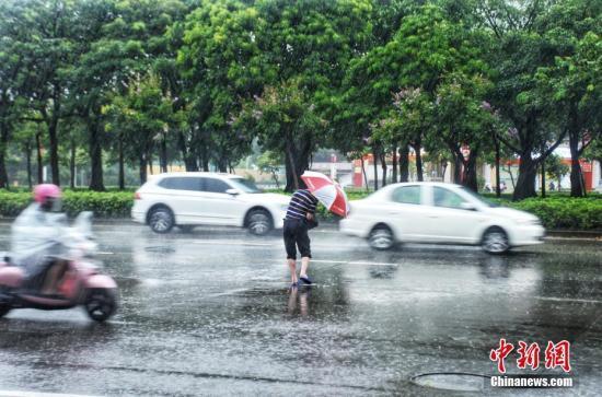 中国气象局:预计未来十天有1-2个台风影响我国