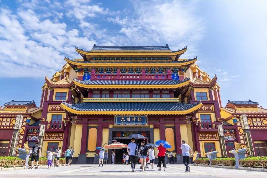 河北首家成语文化主题乐园邯郸开业