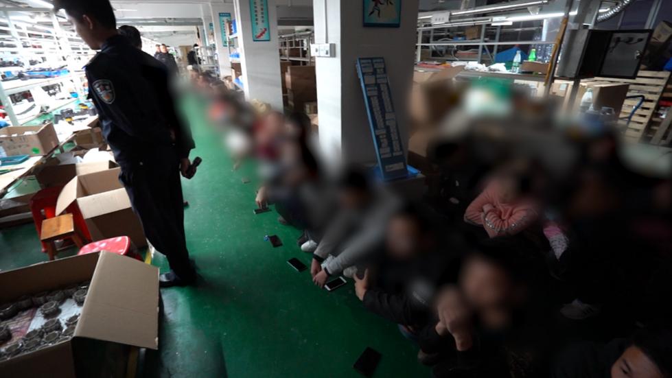 萌江湖电脑版张以泓上海警方联手阿里打假 半年破获特大冒充戴森、地素案
