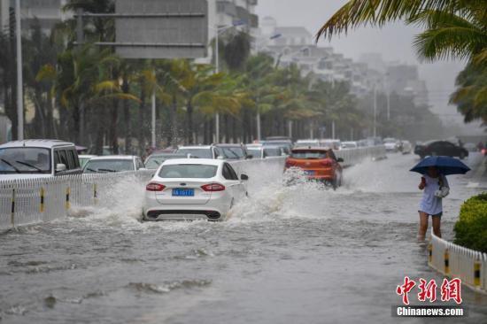 """苏荣被查询大侠传辅助工具飓风蓝色预警持续发布 """"韦帕""""向广西滨海偏西方向移动"""