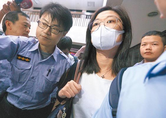 台湾华航恐涉走私案 前副总罗雅美等4人被列被告