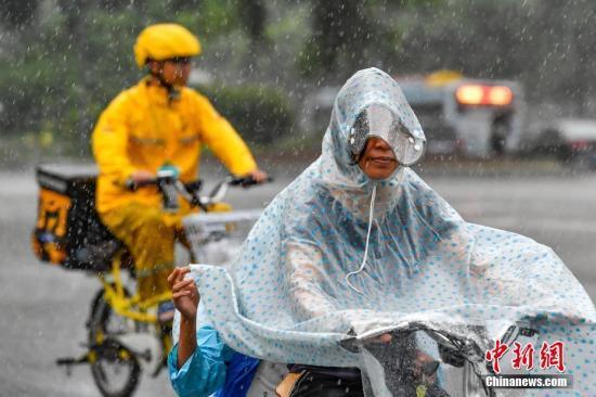"""臺風""""韋帕""""遠離 香港取消所有熱帶氣旋警告信號"""