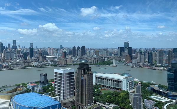 高温预警停了!上海今日预计最高34℃,周末有及时雨送清凉