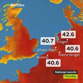 外媒:欧洲最热夏天来袭 中国风扇太抢手