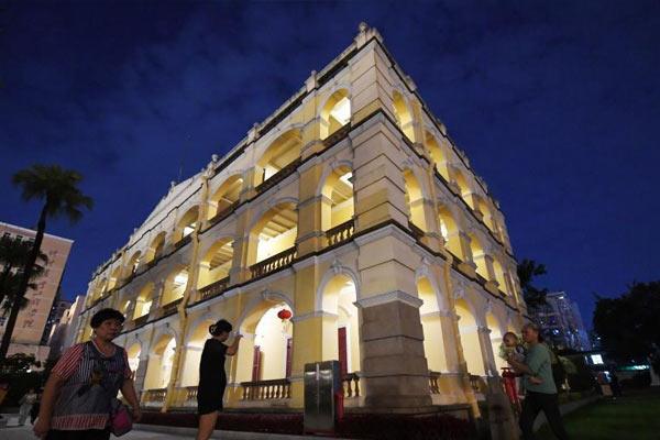 广州首批博物馆夜间开放