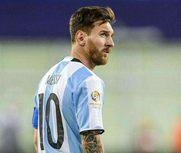 南美足联公布对梅西处罚