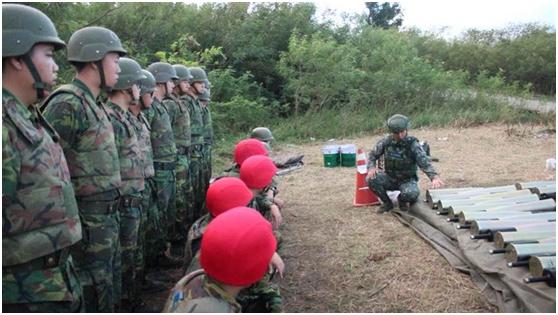 台军被曝训练时遗失20枚子弹,台媒:军纪螺丝又松了?