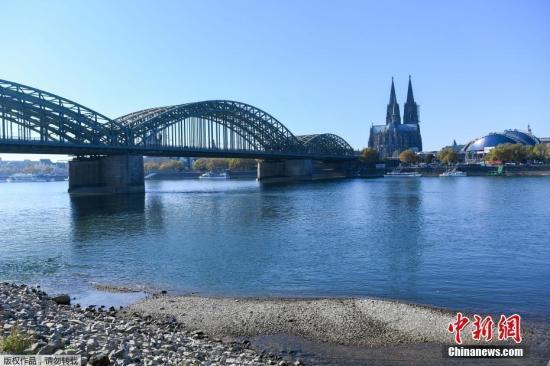 莱茵河干旱恐再次影响船运 德国工业将受冲击