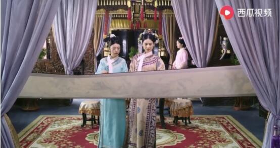 《我在宫里做厨师》热播 黄圣依:孝顺非常重要