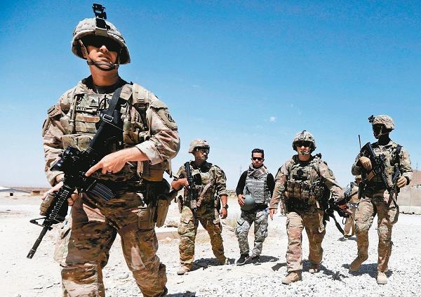 若同塔利班达成协议 美军准备从阿富汗撤军数千人