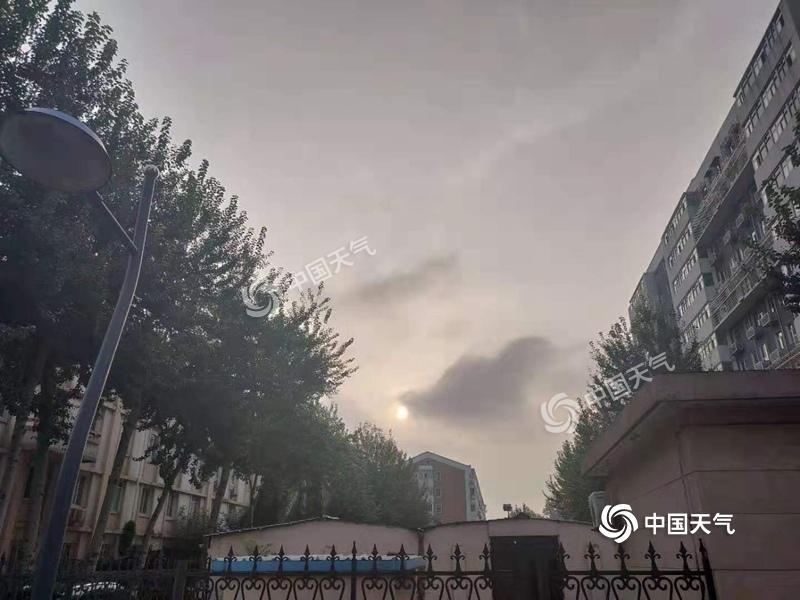 雨雨雨!今夜北京再迎全市性雷雨 未来十天雨水不断