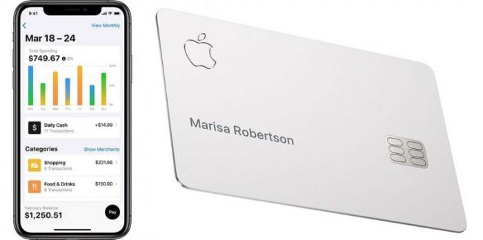 高盛在Apple Card正式推出前发布了客户协议