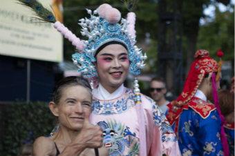 中国地方戏曲亮相哥本哈根歌剧节