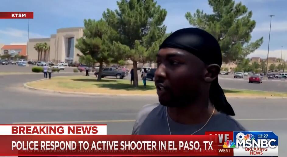 美国得州枪击案亲历者:案发时我在帮助陌生孩子逃命