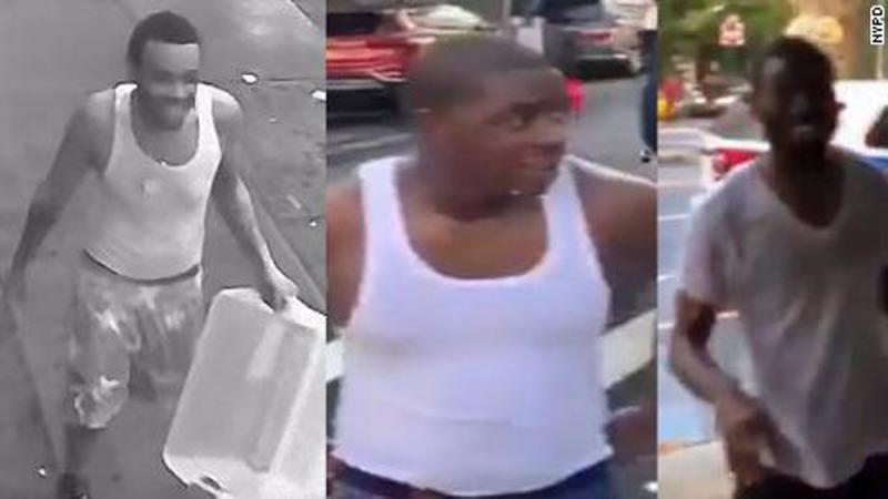 跑跑卡丁车暗码修正monstar第二集4名美国差人纽约街头被泼水 3名嫌疑人被捕