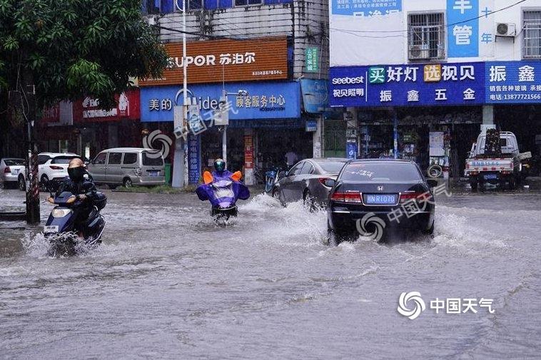 """泰国电视剧请和我成婚远古天性之柱飓风""""收尾""""暴雨""""延伸"""" 陕西山西仍有大到暴雨"""