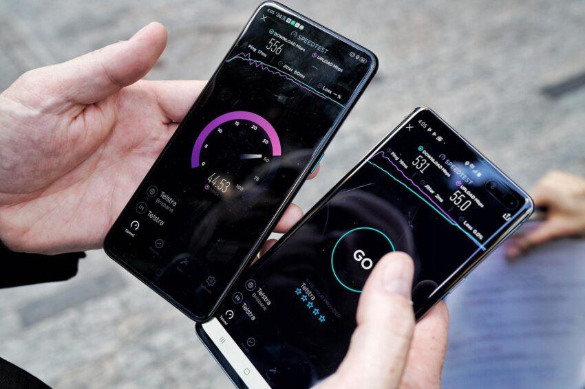 澳大利亚5G网络实测:OPPO Reno表现最好
