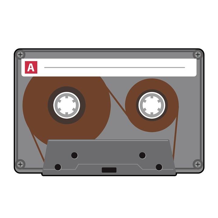"""英国磁带销量上涨112% 专家:因其""""不完美"""""""
