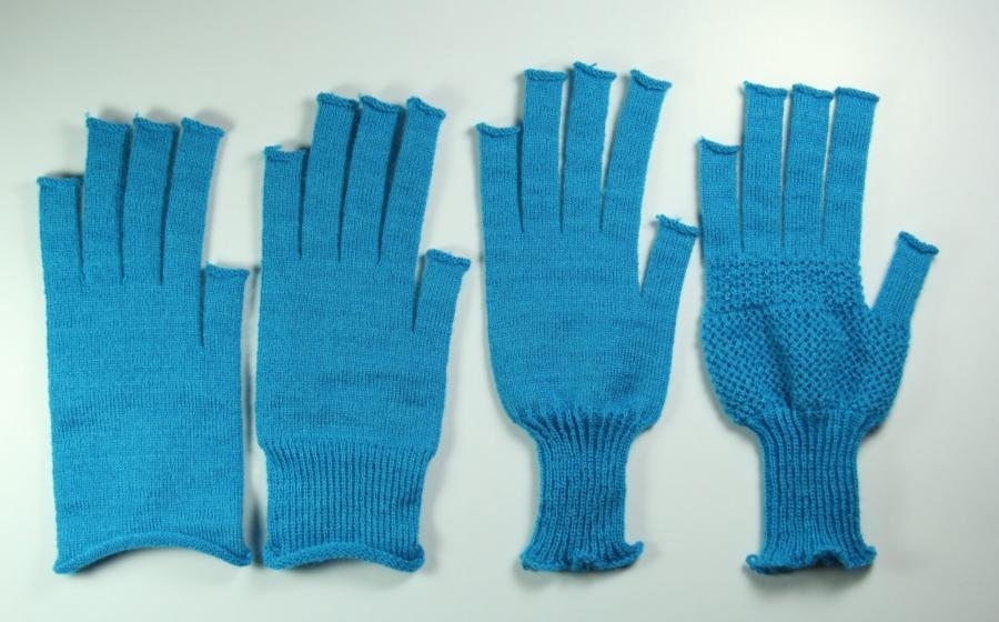 人工智能变身巧手织工 新手也能针织漂亮手套