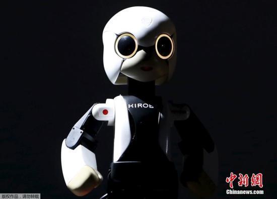 卡可芙铁血重炮俄机器人宇航员将赴太空:能开打趣也能进行哲学考虑