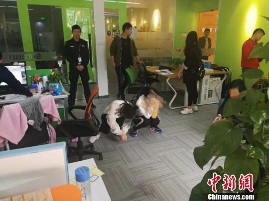 浙江东阳警方捣毁5个网络赌博团伙 涉案赌资8亿元