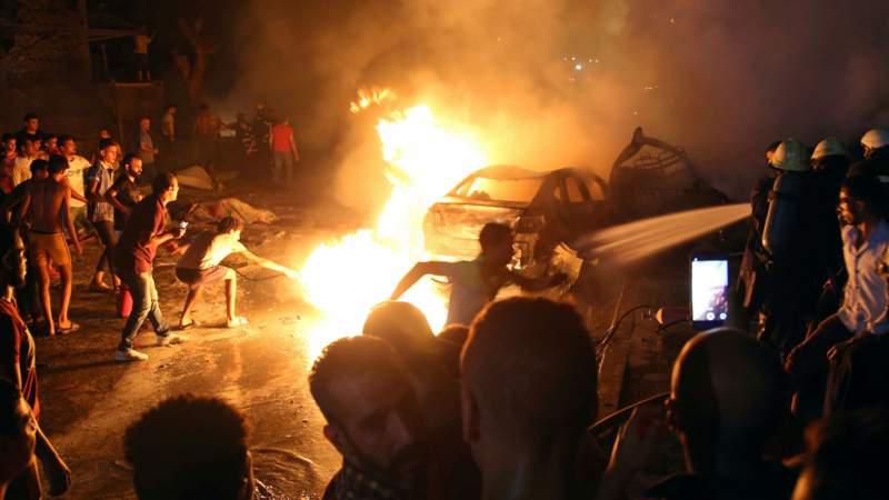 埃及发生汽车爆炸 致19人死亡30人受伤