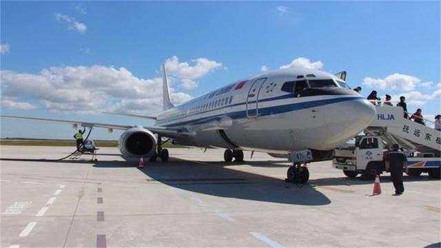 中国最孤独的机场 每天仅一趟航班来往