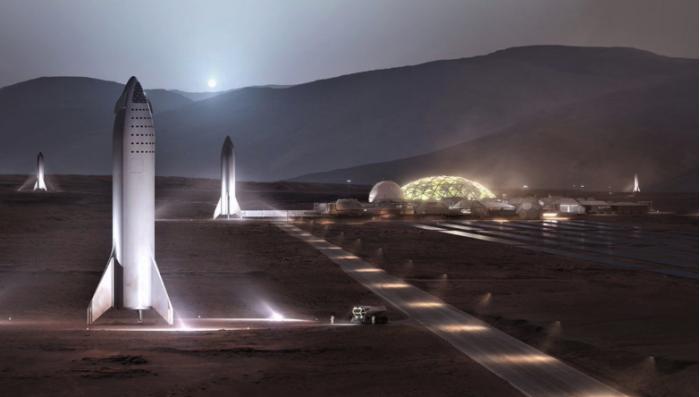 NASA将协助贝索斯马斯克开发太空技术