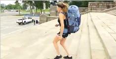 国外推出悬浮书包,背上它就像不存在,无论多重你都可以轻松驾驭