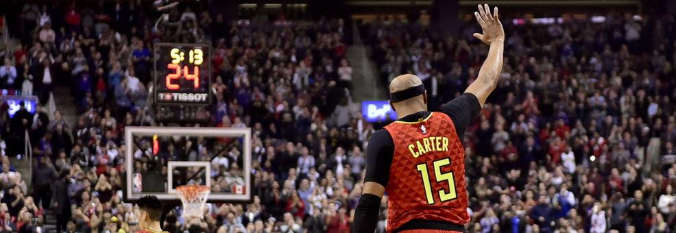 42岁卡特1年合同重返老鹰 将战第22个赛季创造历史