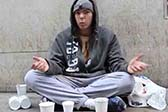 当乞丐一天能挣多少钱?