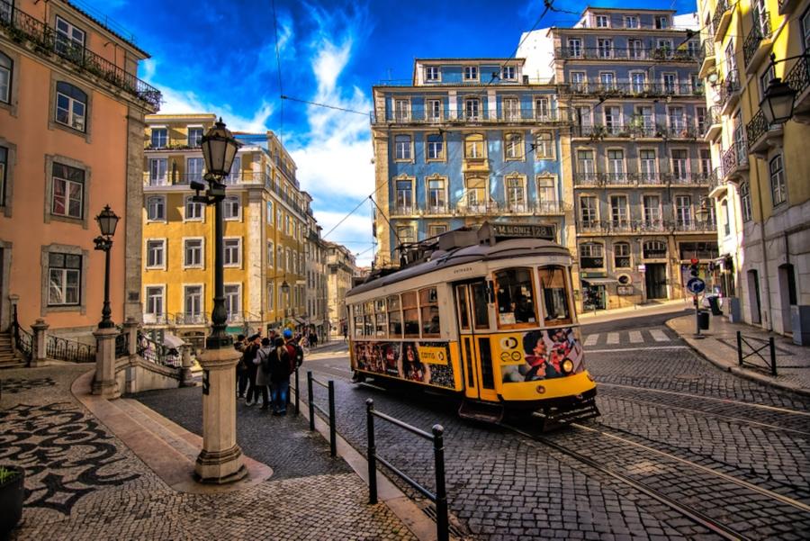 每年能够吸引100万中国游客进入葡萄牙吗?