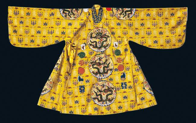 文物精萃 | 衮服