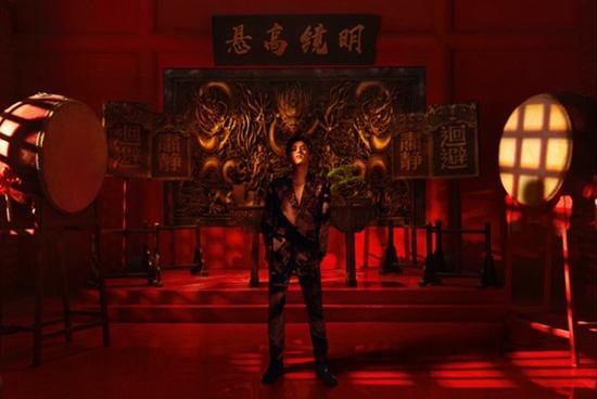 符龙飞2019全新创作专辑 首波主打《大胆》首发