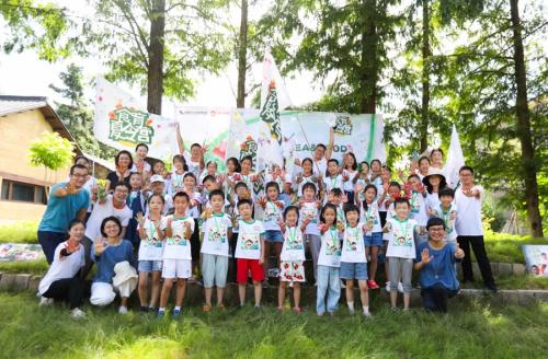 2019九阳希望厨房10周年纪念版DREAM TEA&FOOD食育夏令营在杭开营