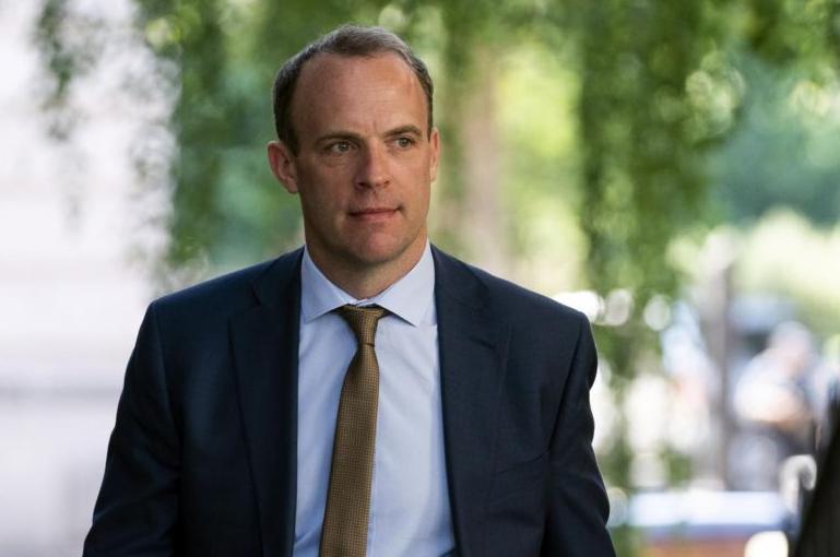 黎孅 黎奷跳大神挑事!英外交大臣:脱欧后建反伊朗、俄罗斯联盟