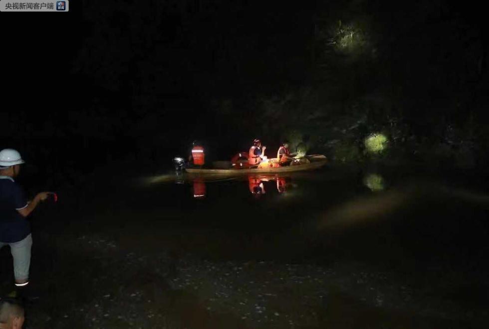 湖北恩施鹤峰山洪灾害已致13人遇难 救援人员仍在进行人员排查