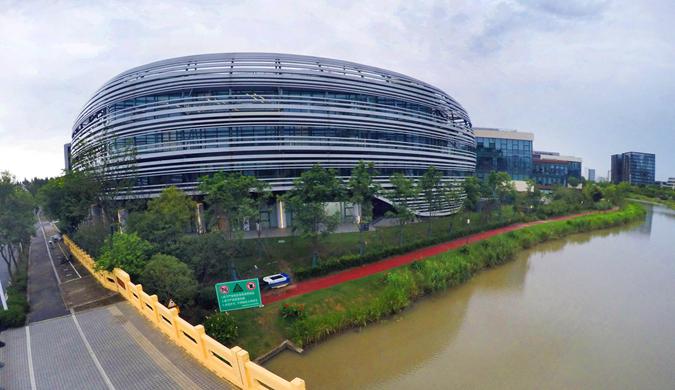 走进上海张江人工智能岛 国内首个人工智能创新应用先导区