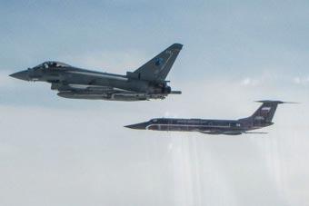 英国想干嘛?连续2天拦截5架俄罗斯军机