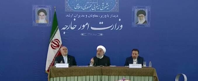 伊朗总统警告:与伊朗的战争是战争之母