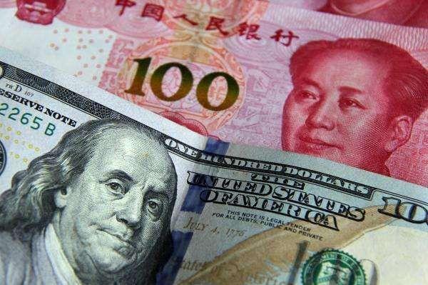央行出手,稳定离岸人民币汇率