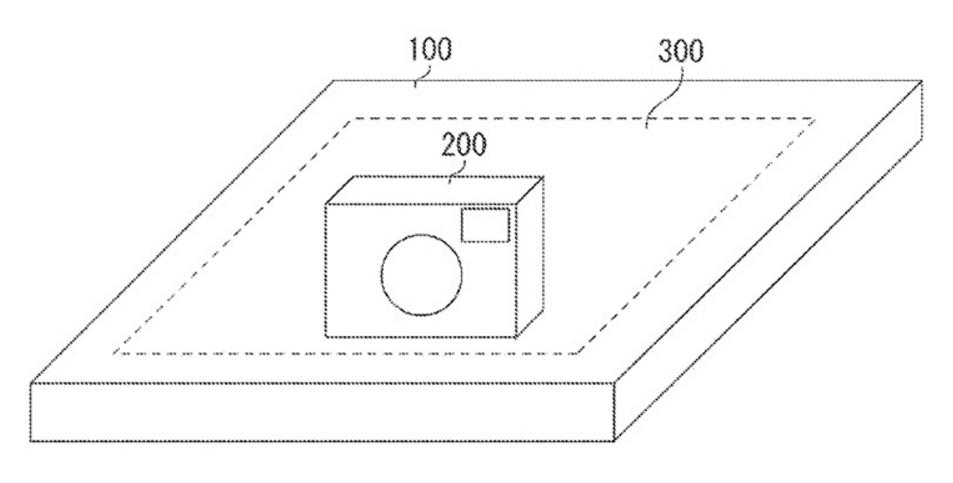 佳能公布相机无线充电技术专利:设置充电底座