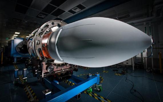 美军测试新一代干扰吊舱 将装备其最强电子战机
